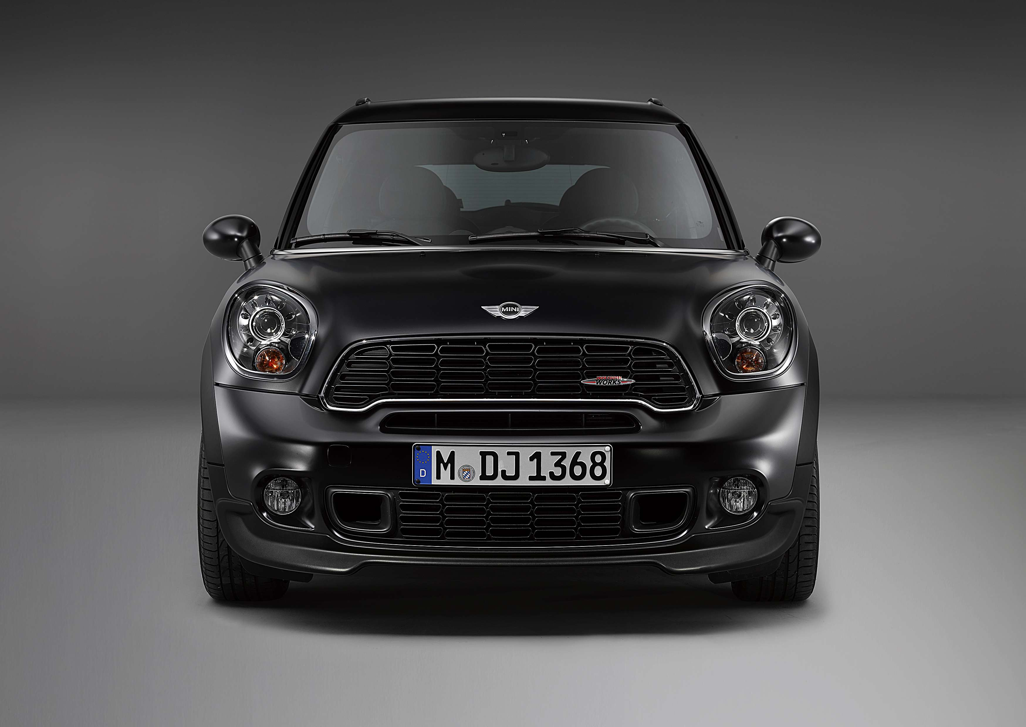 Frozen Black For Mini: Latest News - Surf4cars - Surf4cars.co.za ...