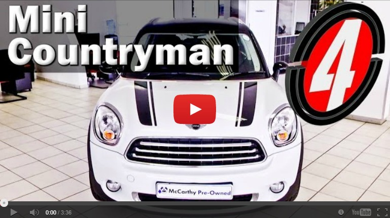 Mini Countryman (2011): Used Car Video Review – Surf4cars