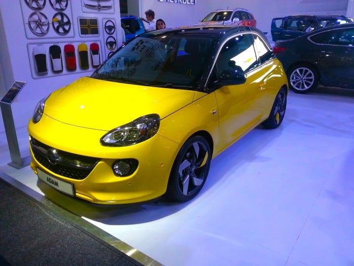 Opel Adam JIMS - Surf4cars