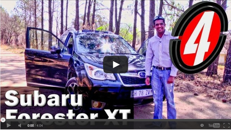 Subaru Forester XT (2013): Video Review – Surf4cars