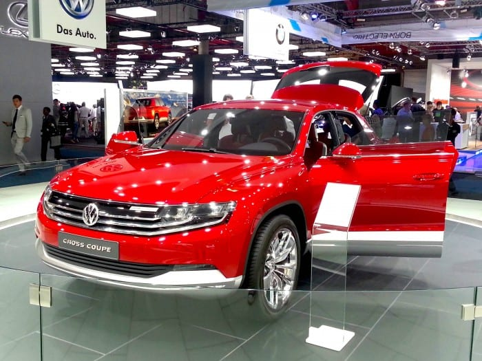 Volkswagen Cross Coupe JIMS - Surf4cars