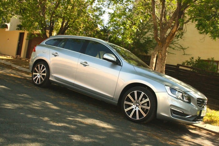 Volvo V60 D5 Side - Surf4cars