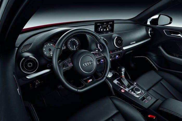 2013 Audi S3 Interior - Surf4cars