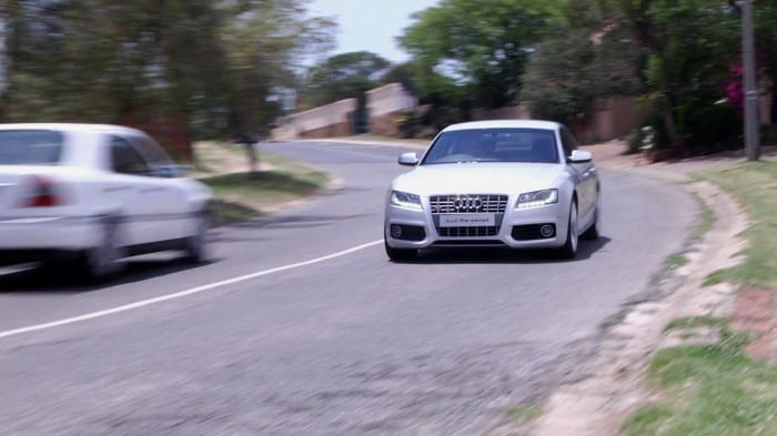 Audi S5 Sportback (2011) Motion - Surf4cars