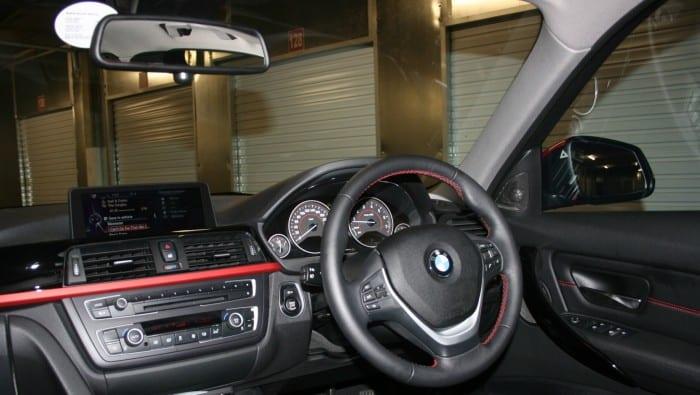BMW 316i Interior - Surf4cars