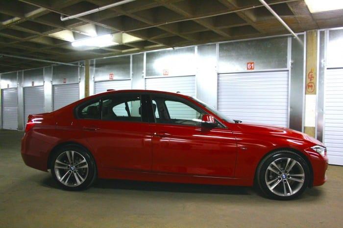 BMW 316i Side - Surf4cars