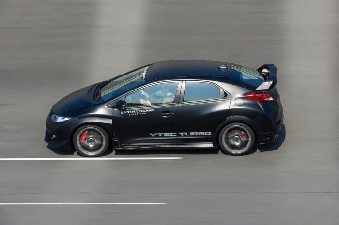 Honda Civic Type-R Track - Surf4cars