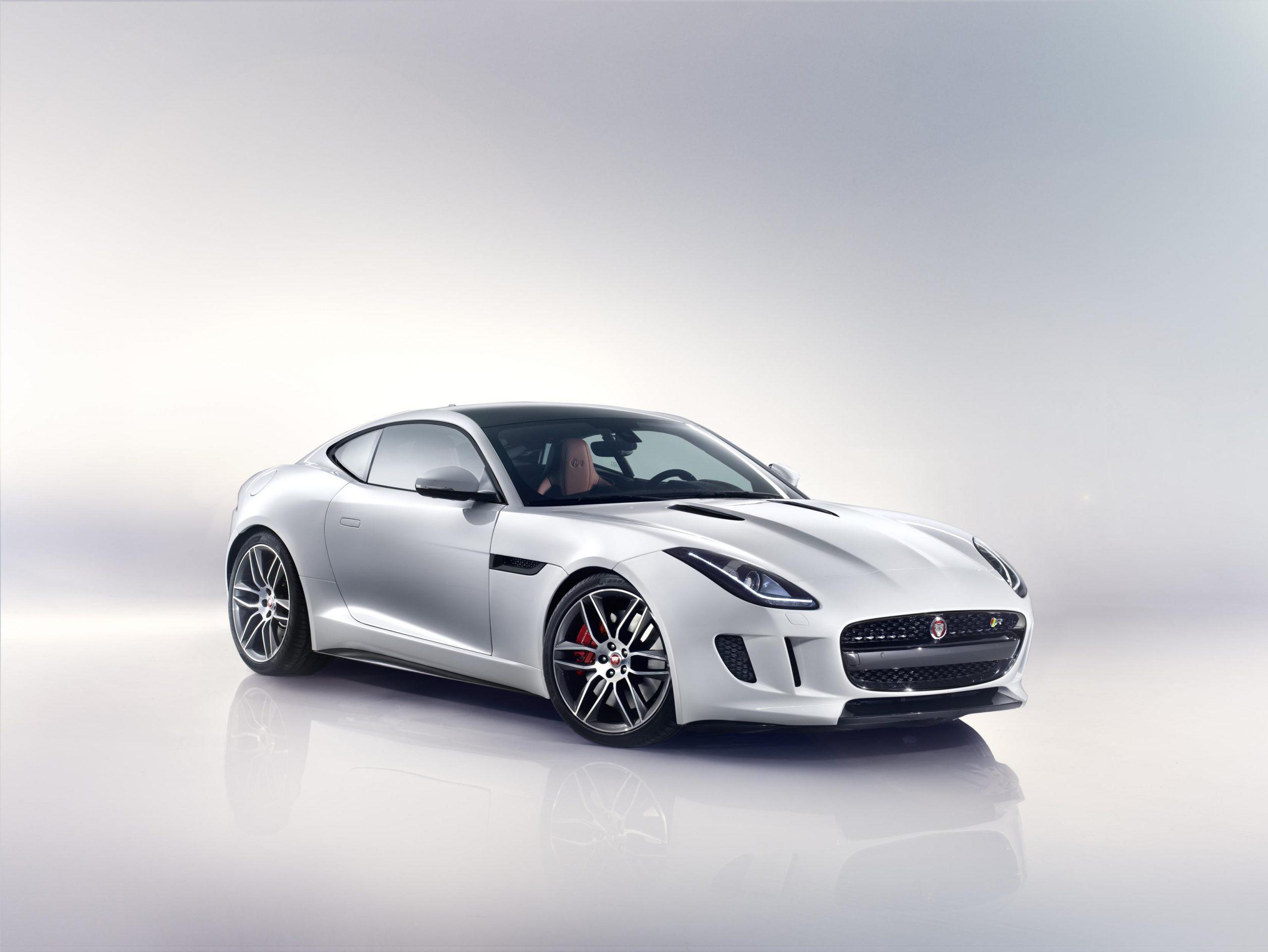Jaguar F-Type Coupe Uncaged: Latest News – Surf4cars
