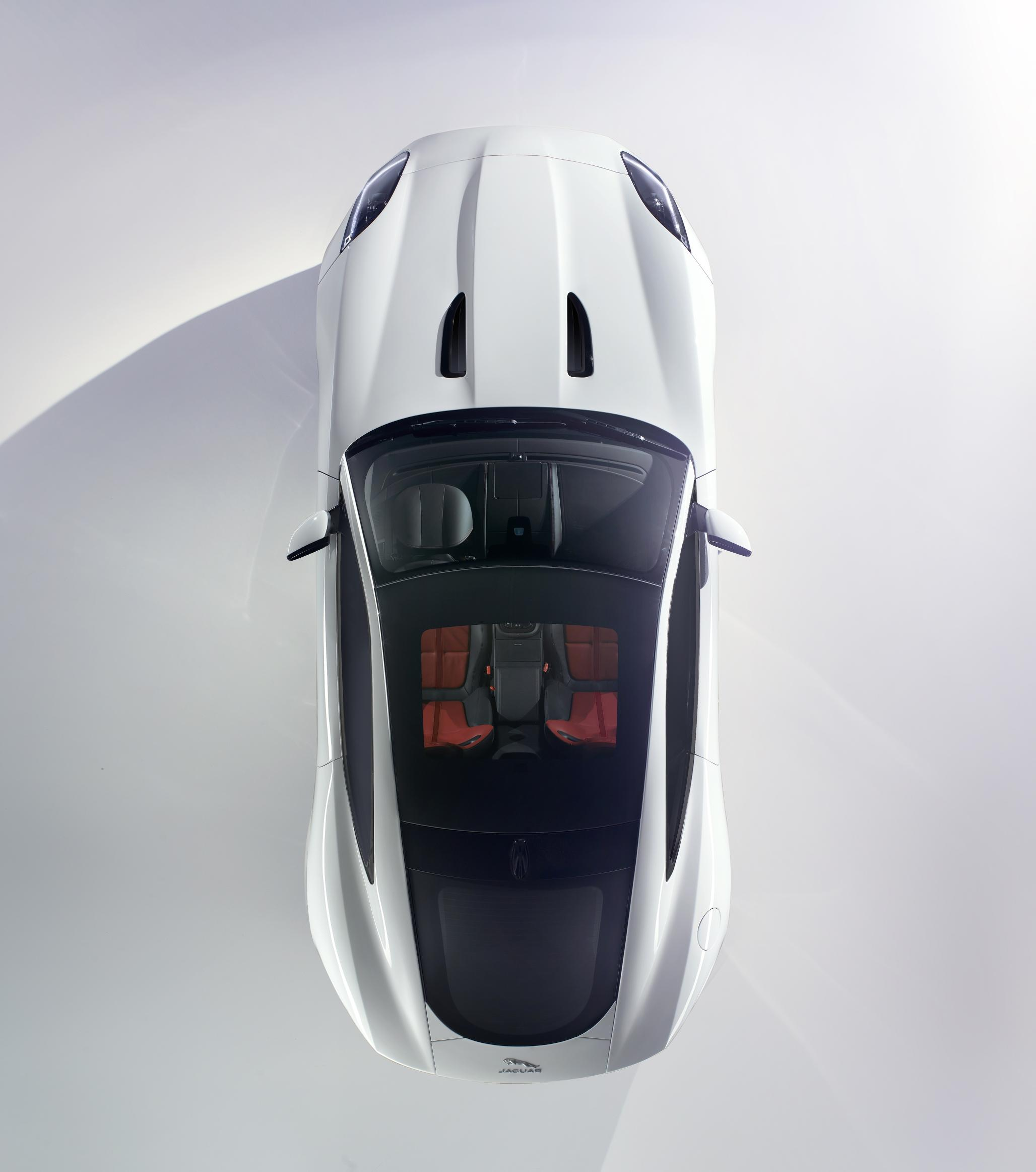 Jaguar F-Type Coupe To Debut In LA: Latest News – Surf4cars