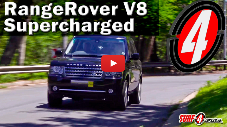 Range Rover 5.0 V8 Supercharged (2010): Used Car Video Review – Surf4cars