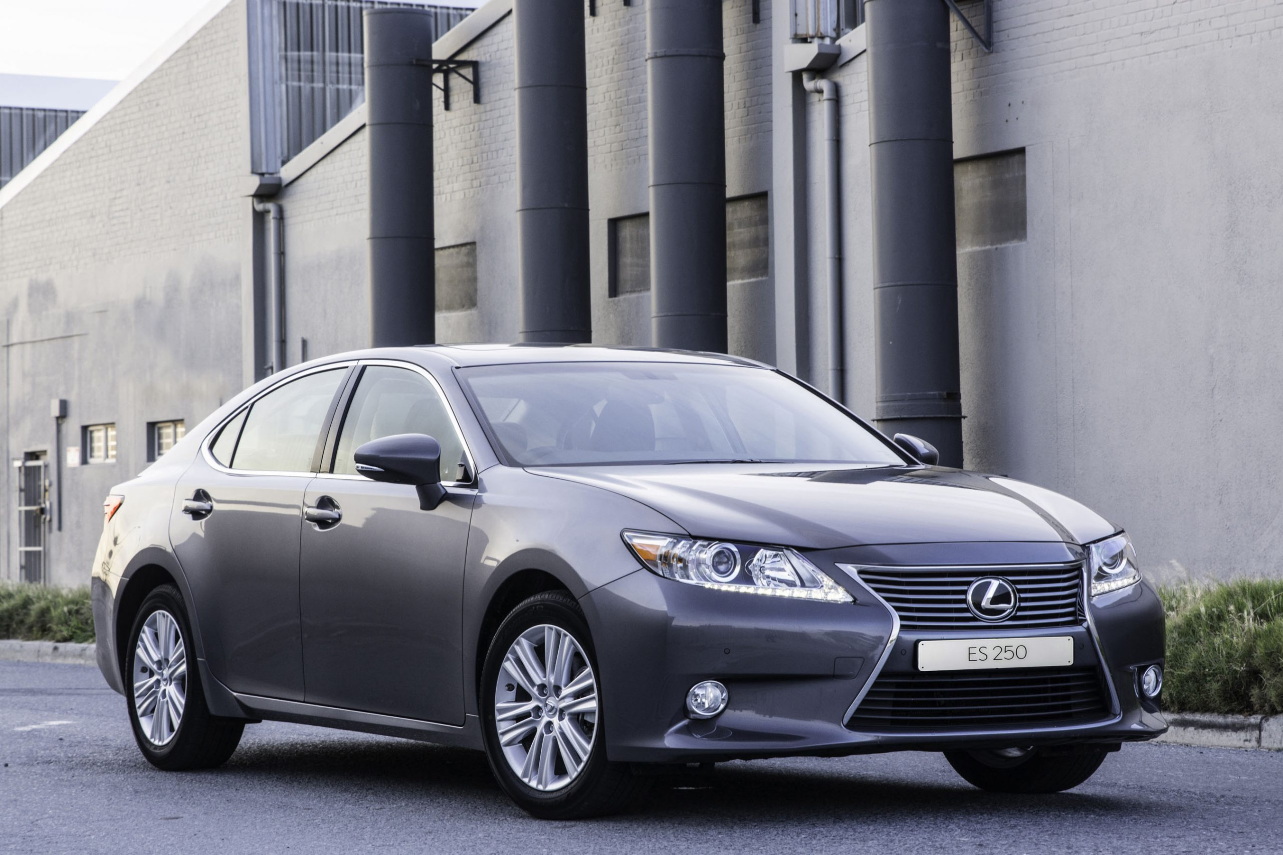 Lexus ES Launched In SA: Latest News – Surf4cars