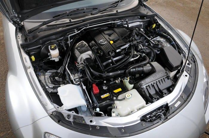 Mazda MX-5 Engine - Surf4cars