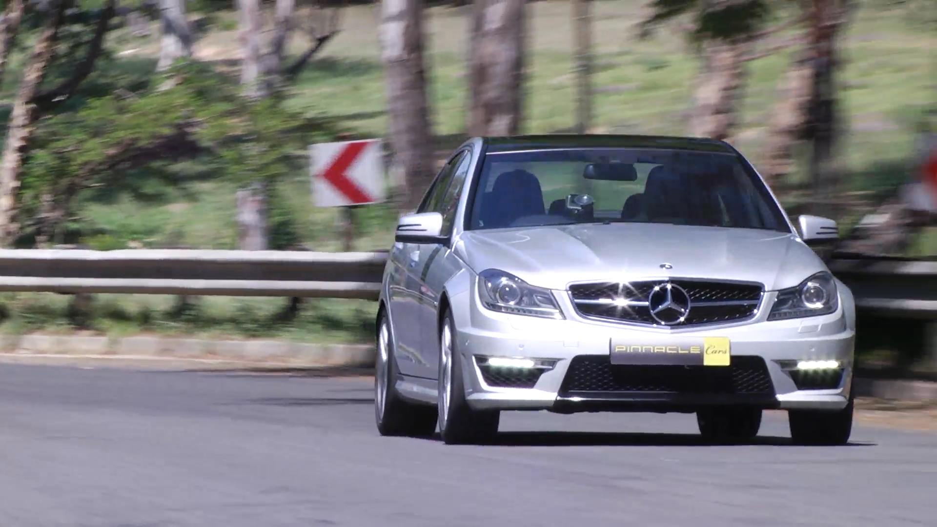 Mercedes-Benz C63 AMG Sedan (2012): Used Car Review - Surf4cars
