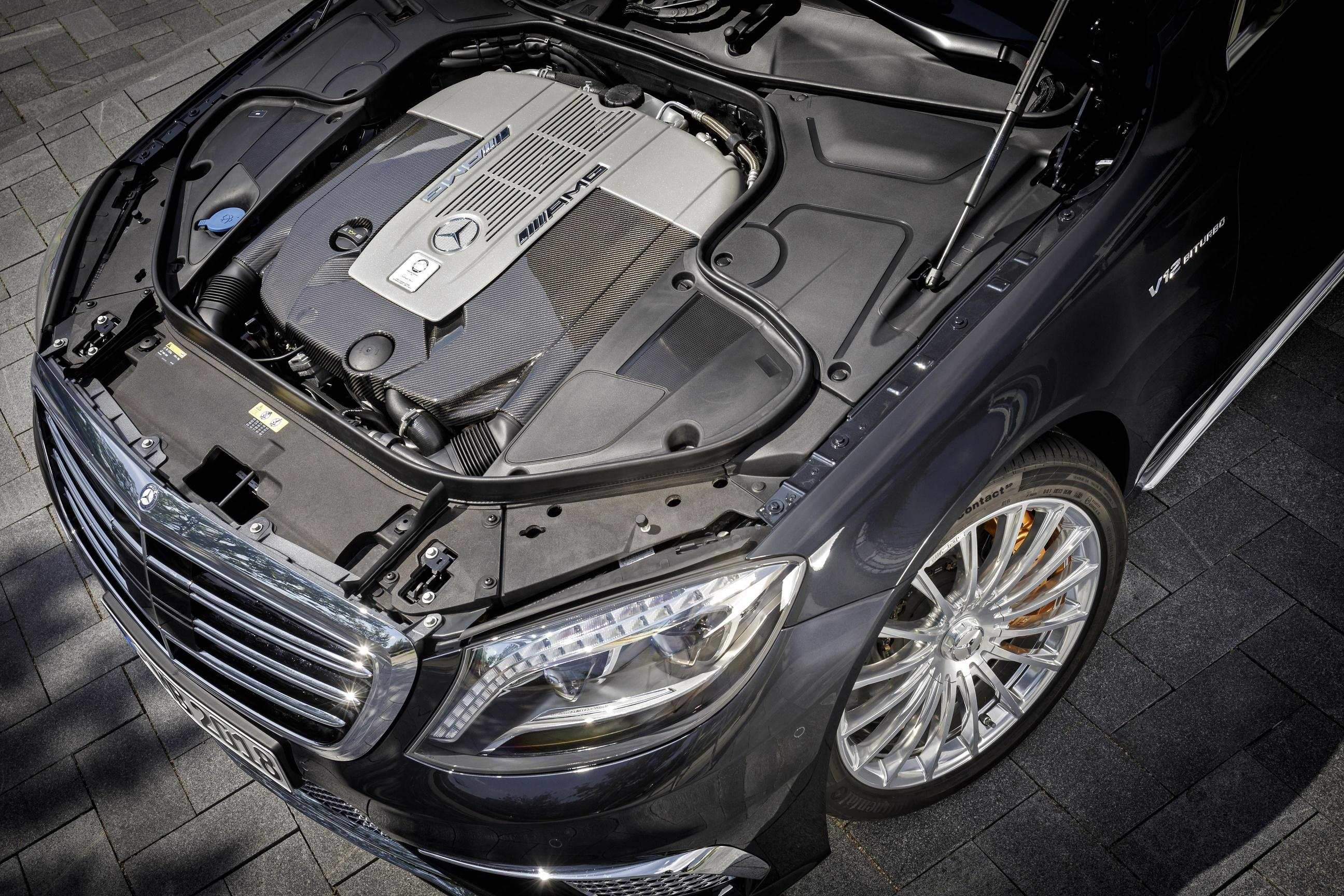 New Mercedes-Benz S65 AMG Has 1000Nm: Latest News – Surf4cars