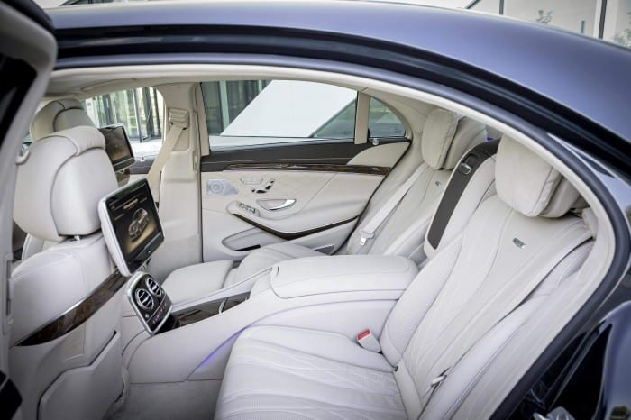 Mercedes-Benz S65 (2014) Interior - Surf4cars