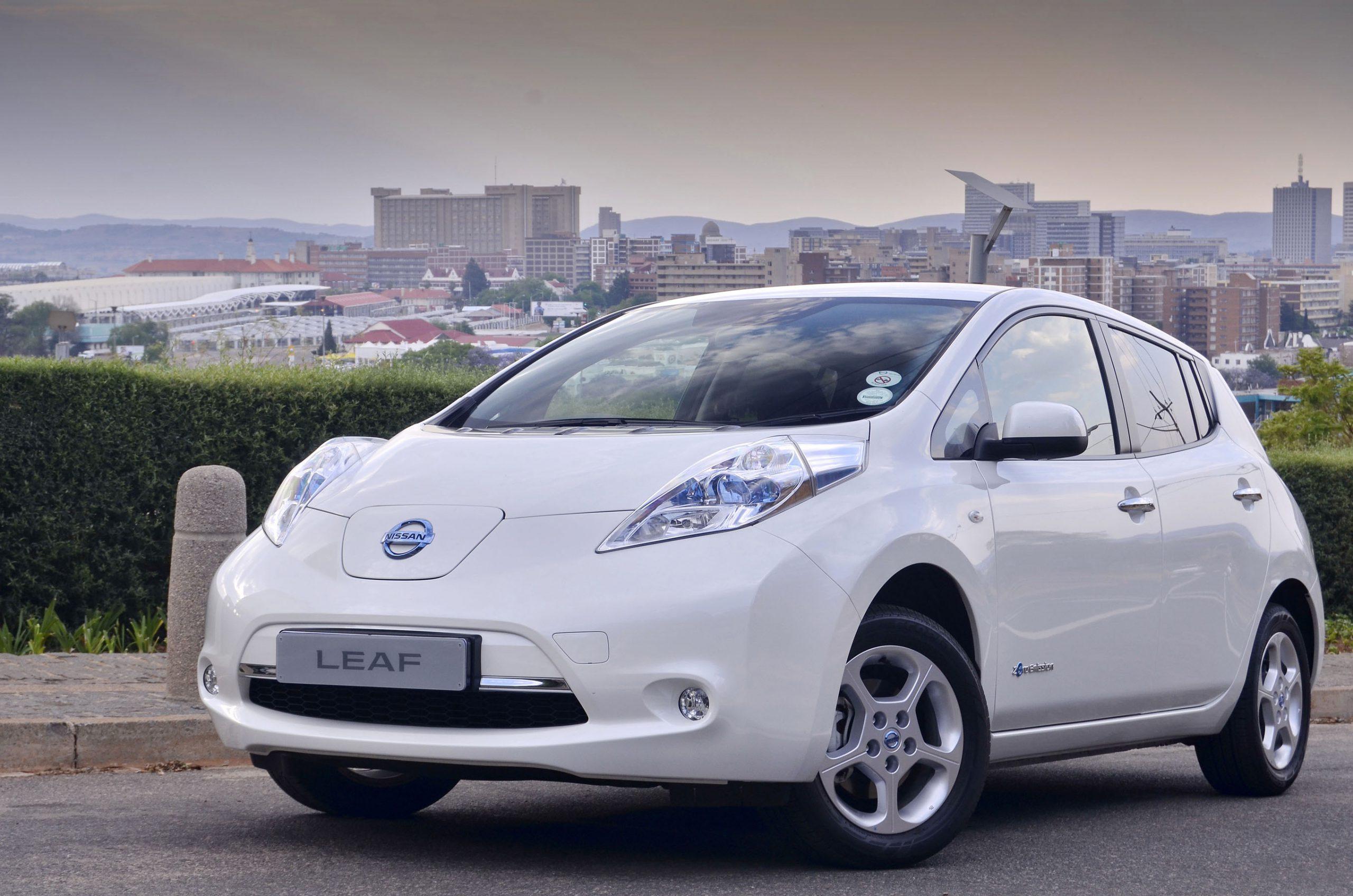 Nissan Leaf Lands In Sa Latest News Surf4cars