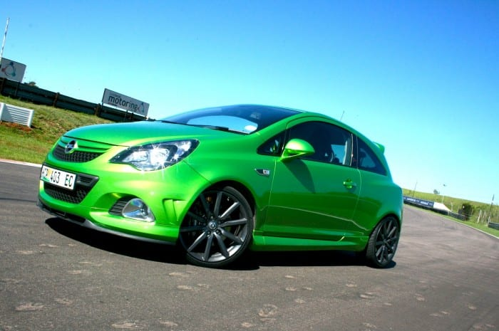 Opel Corsa OPC Nurburgring Right - Surf4cars