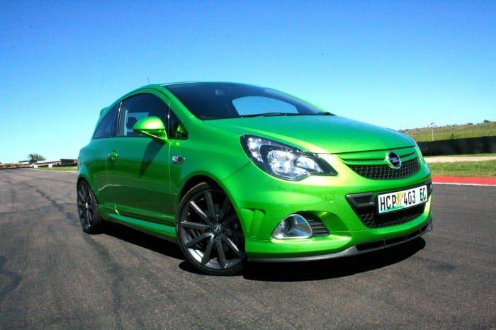Opel Corsa OPC Nürburgring Edition (2013): New Car Review