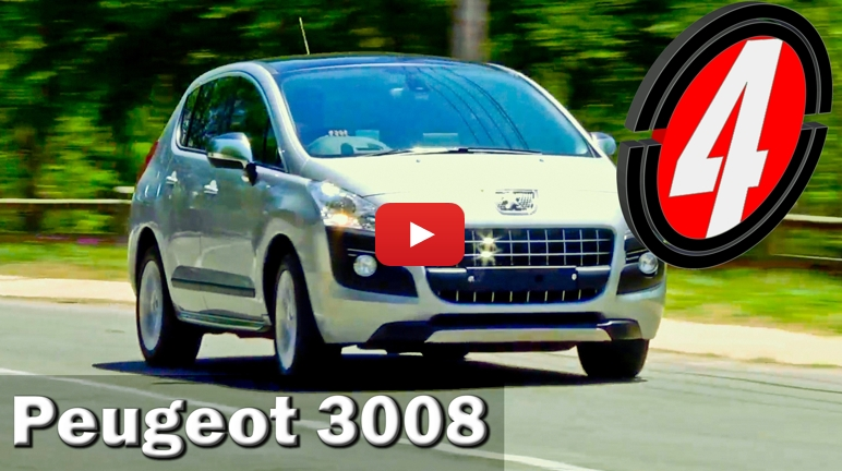Peugeot 3008 2.0 HDI Executive (2012): Used Car Video Review – Surf4cars