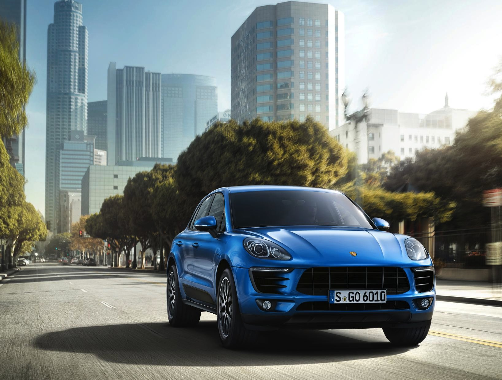 Porsche Macan Baby SUV Detailed: Latest News – Surf4cars