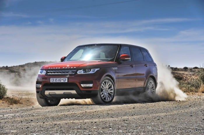 Range Rover Sport 2014 Dust - Surf4cars
