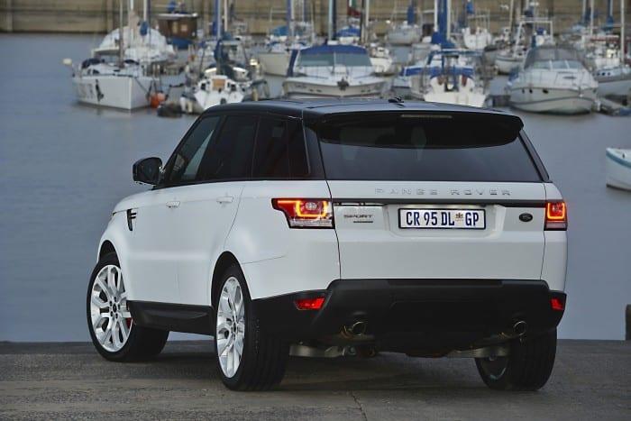 Range Rover Sport Rear - Surf4cars