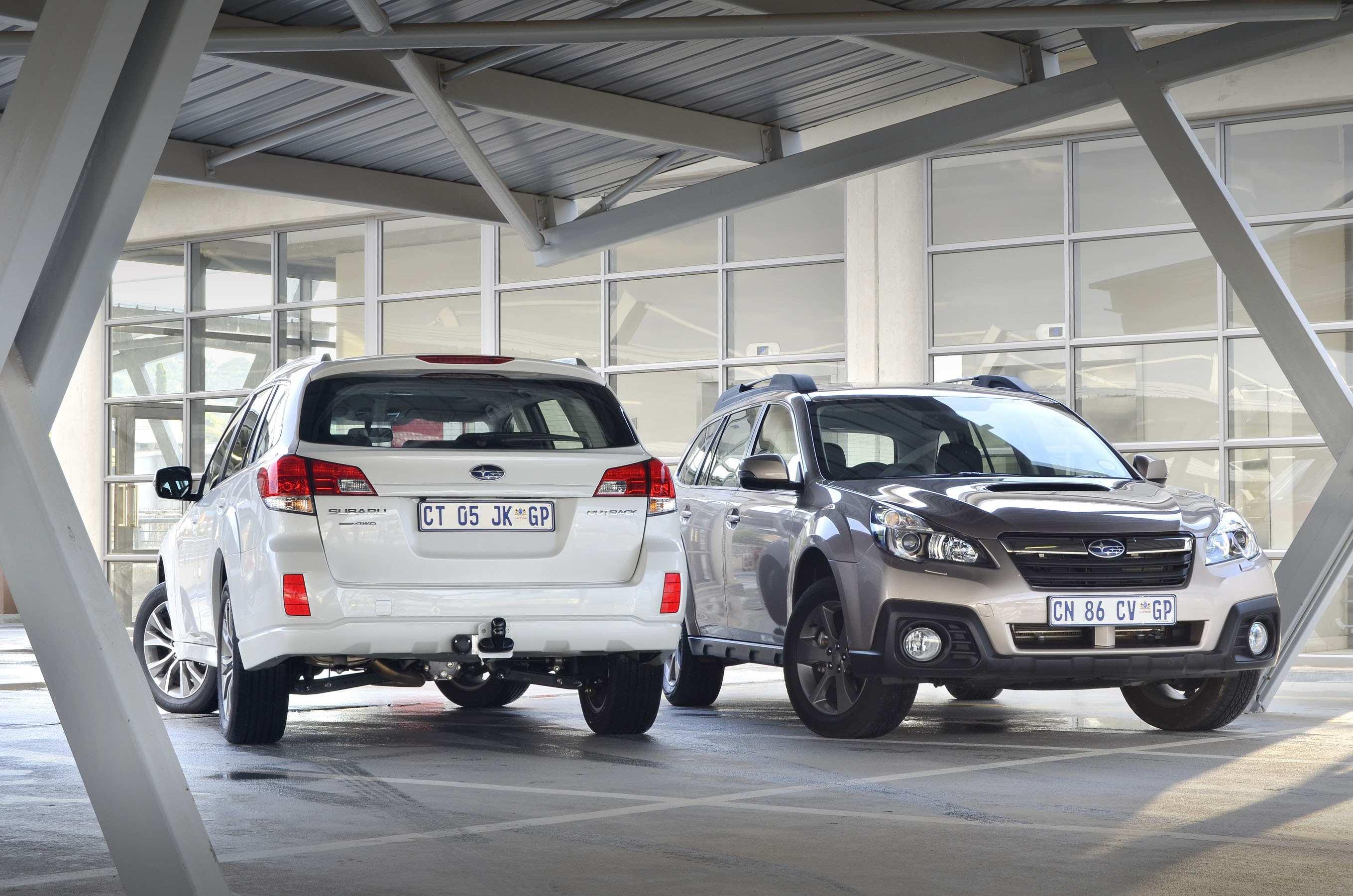 Subaru Outback Range Made Fresher: Latest News – Surf4cars