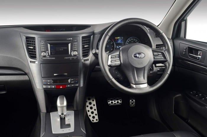 Subaru Outback Interior - Surf4cars