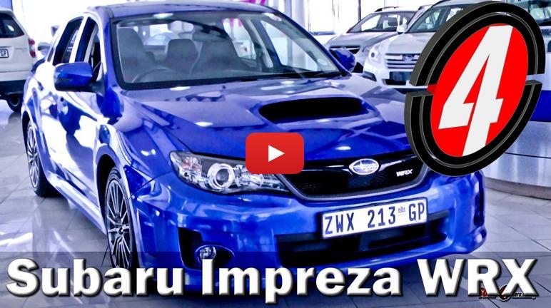 Subaru Wrx 2010 Used Car Video Review Surf4cars Surf4cars Co Za Motoring News