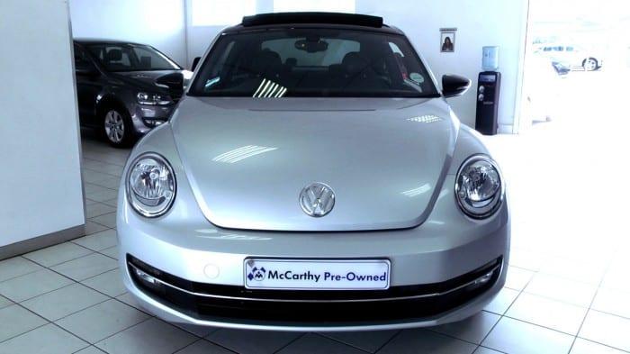 Volkswagen New Beetle Front (2013) - Surf4cars