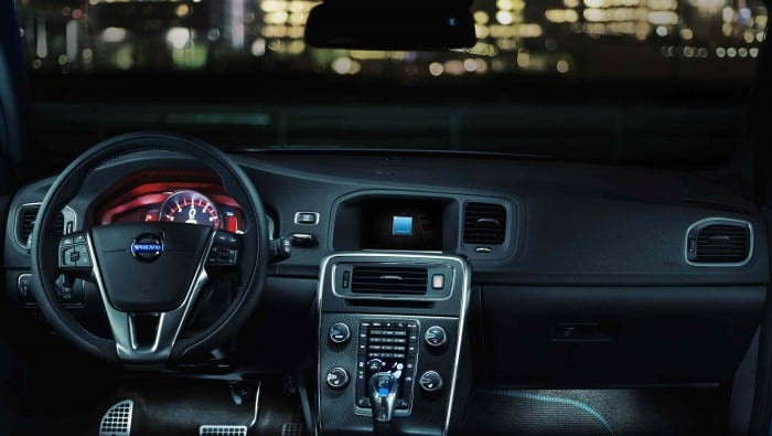 Volvo S60 Polestar Interior - Surf4cars