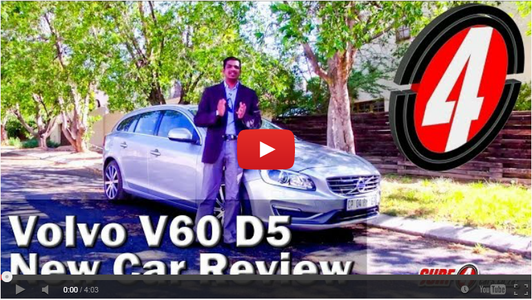 Volvo V60 D5 Geartronic Elite (2013): Video Review – Surf4cars