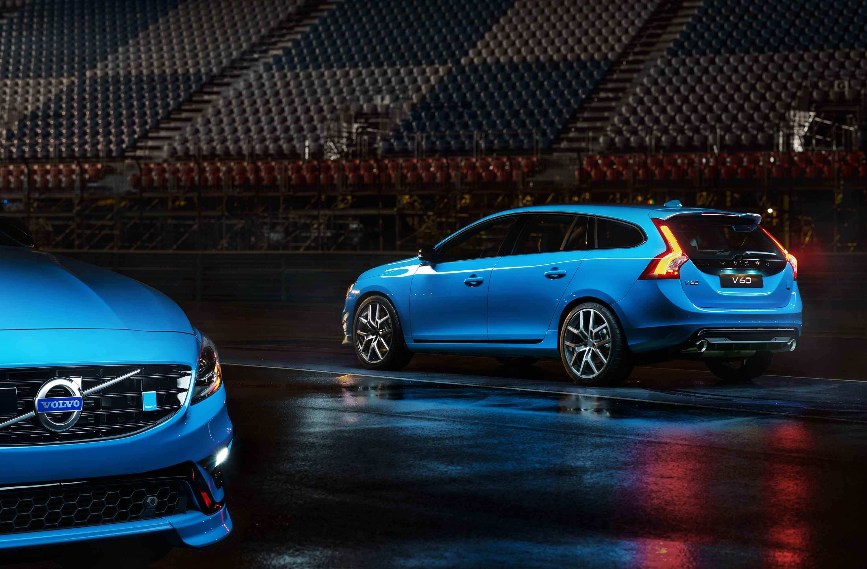 New Volvo S60 And V60 Polestar Unleashed: Latest News – Surf4cars