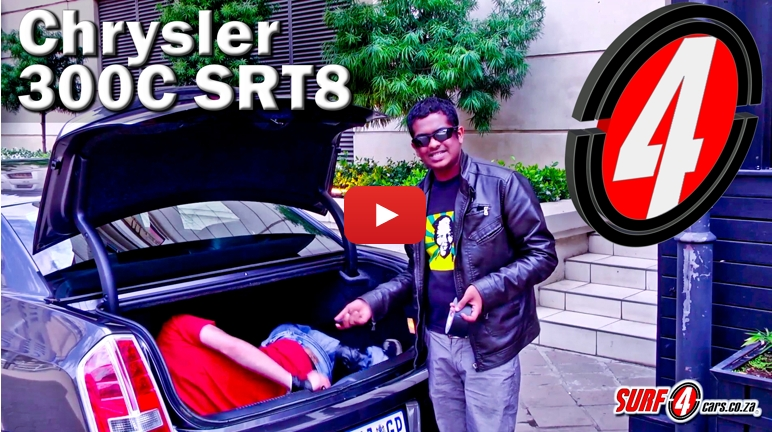 Chrysler 300C SRT8 (2013): Video Review – Surf4cars
