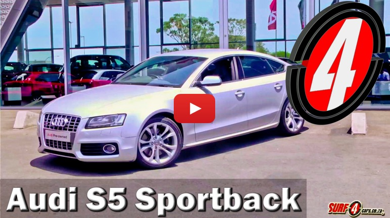 Audi S5 Sportback (2011): Used Car Video Review – Surf4cars