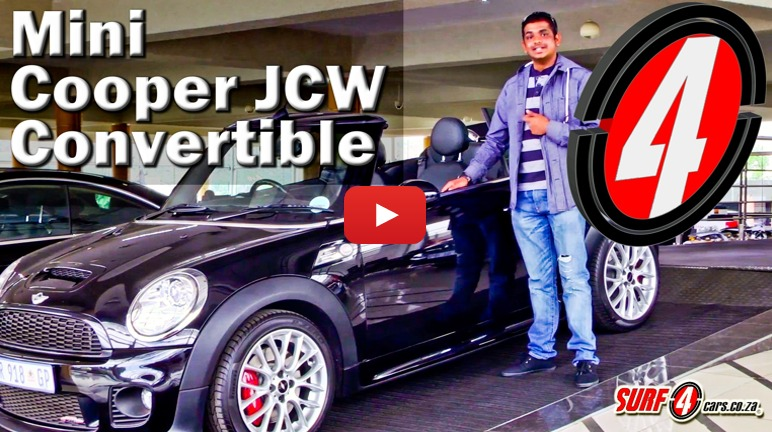 Mini Cooper Convertible JCW (2009): Used Car Video Review – Surf4cars