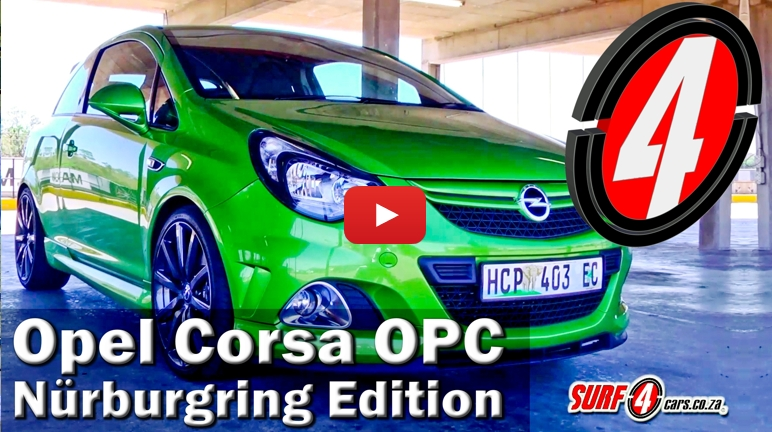 Opel Corsa OPC Nürburgring Edition (2013): Video Review – Surf4cars