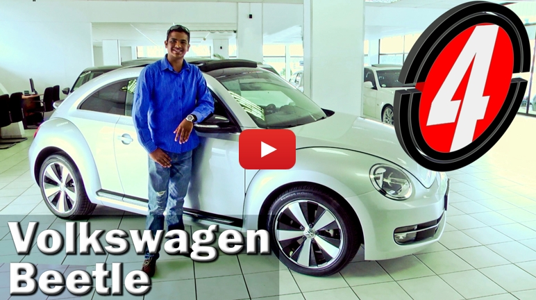 Volkswagen Beetle 1.4 TSI Sport (2013): Used Car Video Review – Surf4cars