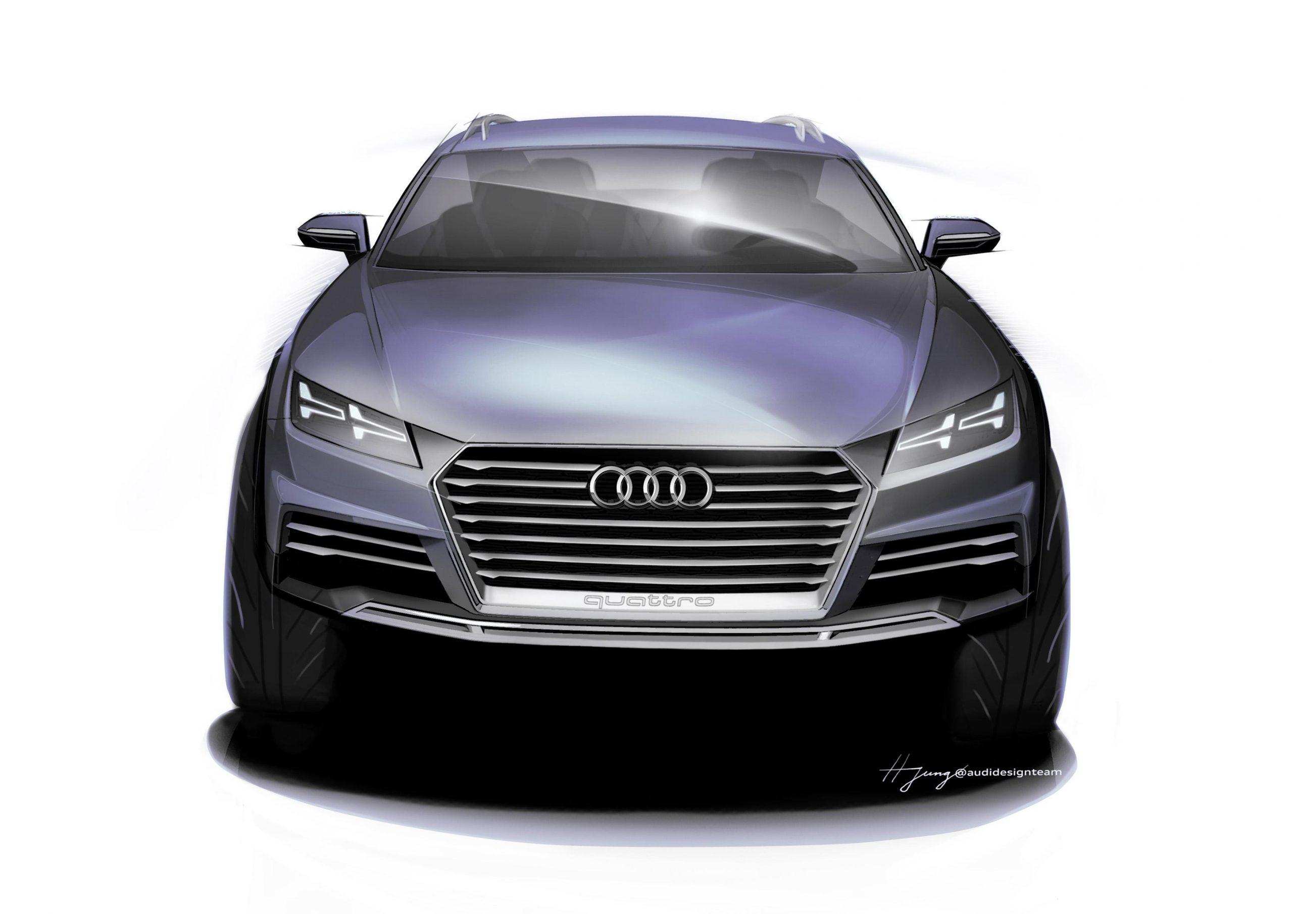Audi Teases New Show Car: Latest News – Surf4cars
