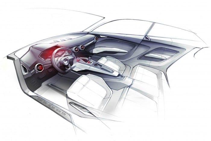 Audi Showcar Detroit 2014 - Surf4cars
