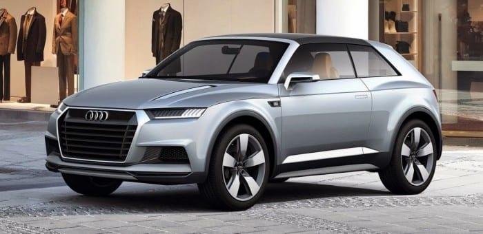 Audi Q1 - Surf4cars