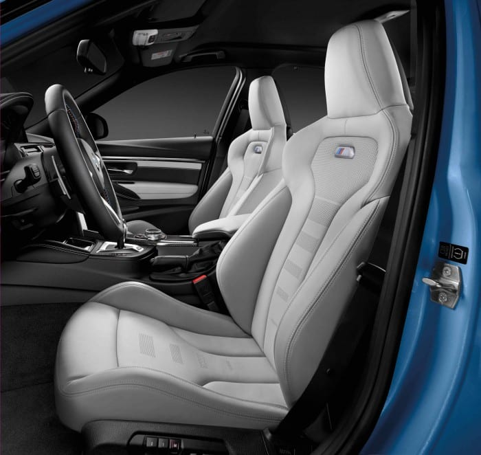 BMW M3 Interior - Surf4cars