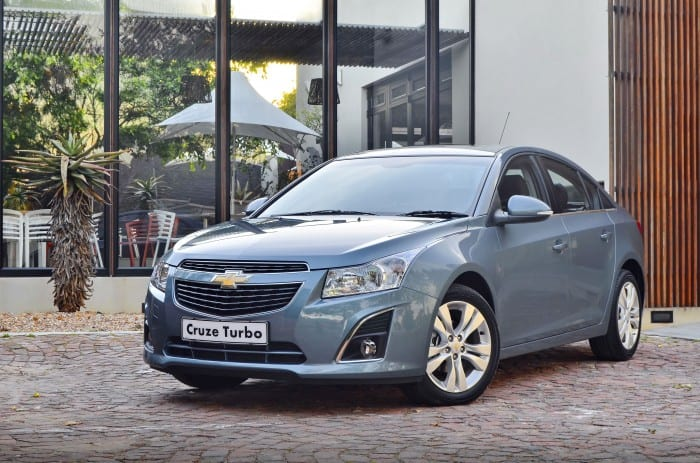 Chevrolet Cruze 2014 Front - Surf4cars