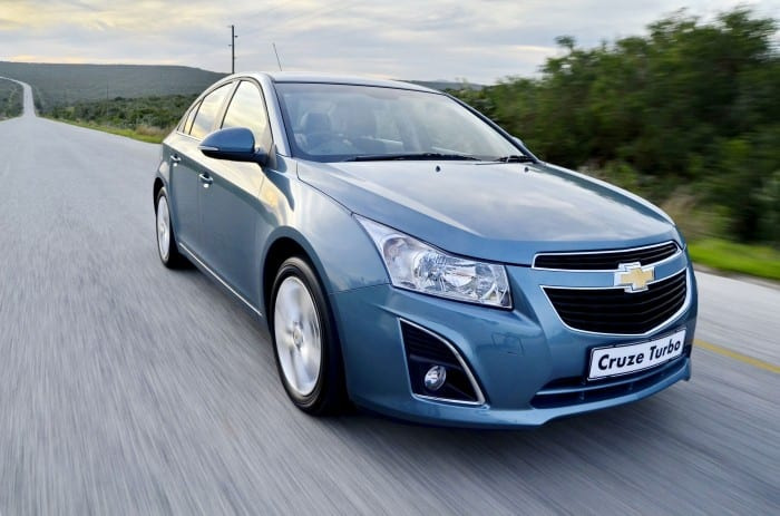 Chevrolet Cruze 2014 Motion - Surf4cars