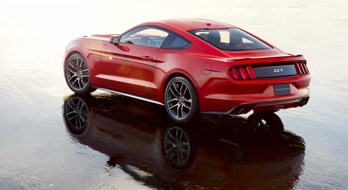 Ford Reveals New Mustang for Europe; Delivers Sleek Design, Adva