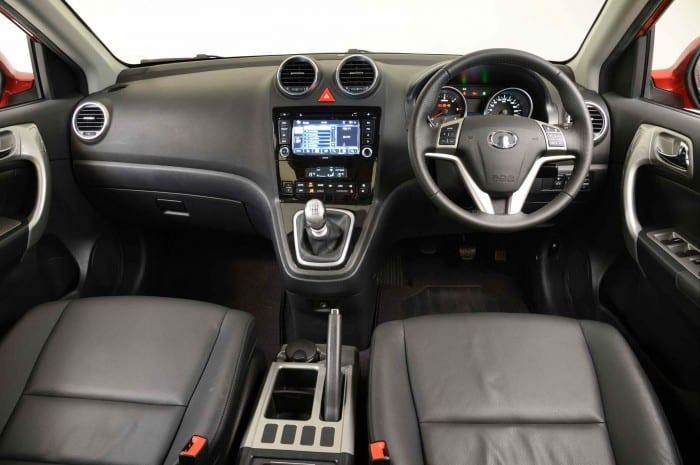 GWM H6 Interior - Surf4cars
