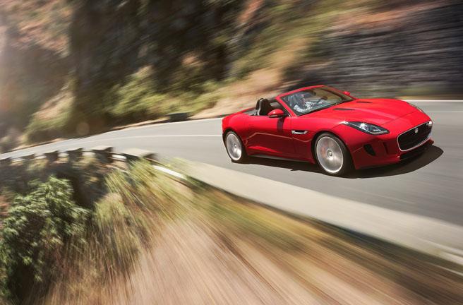Jaguar F-Type Gets More Trophies: Latest News – Surf4cars