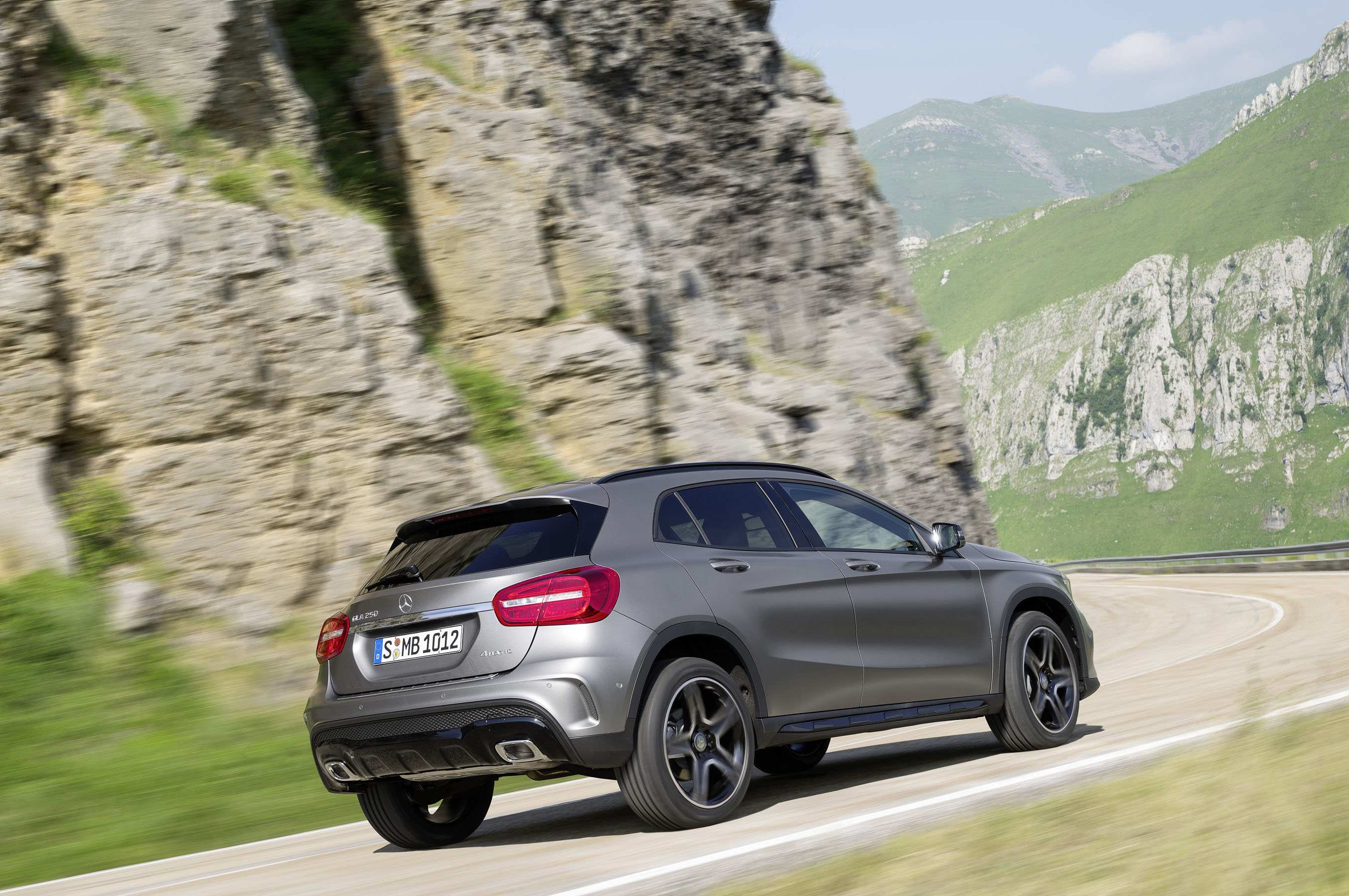 Mercedes-Benz GLA Prices And Details: Latest News – Surf4cars