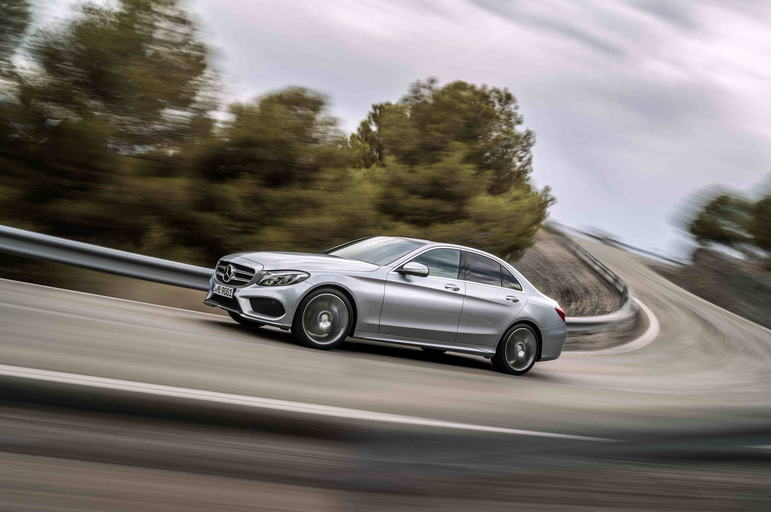 New Mercedes-Benz C-Class Unwrapped: Latest News – Surf4cars