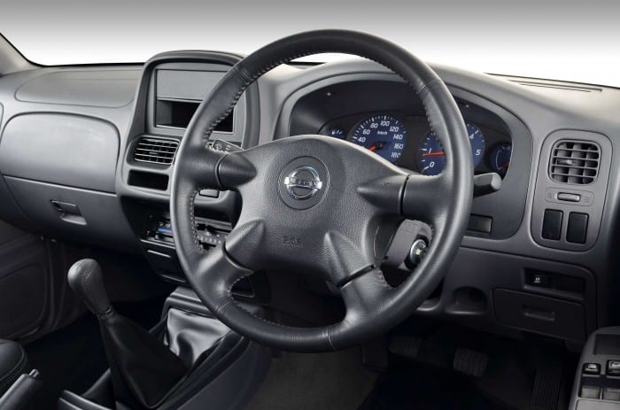 Nissan Hardbody Interior - Surf4cars